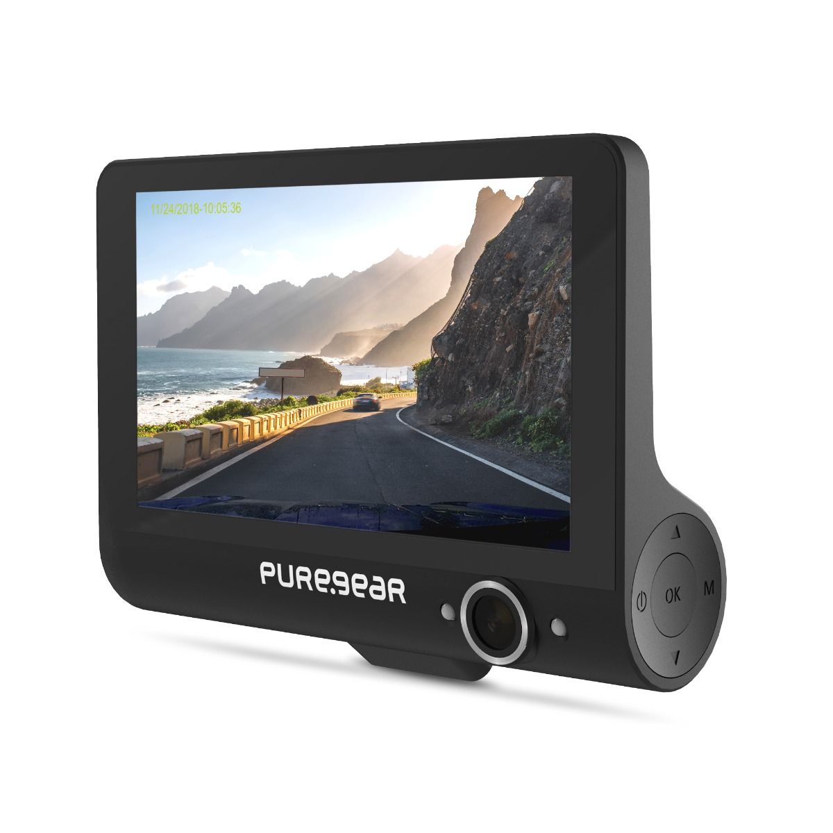 PureCam Connected Car Security System (16GB SD Card + FREE 3 Month 4G LTE Plan)