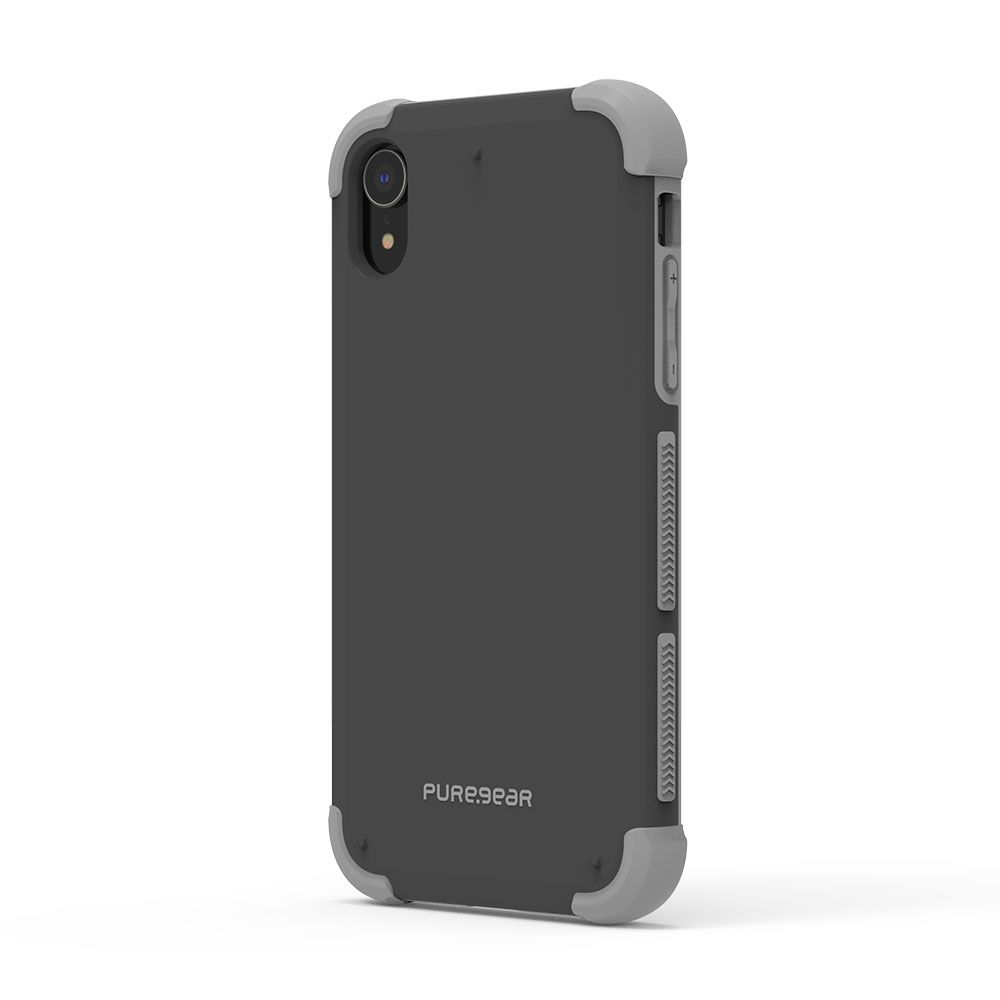 Apple iPhone XR DualTek Case - Matte Black