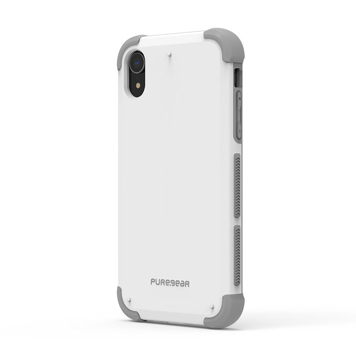 Apple iPhone XR DualTek Case - Arctic White