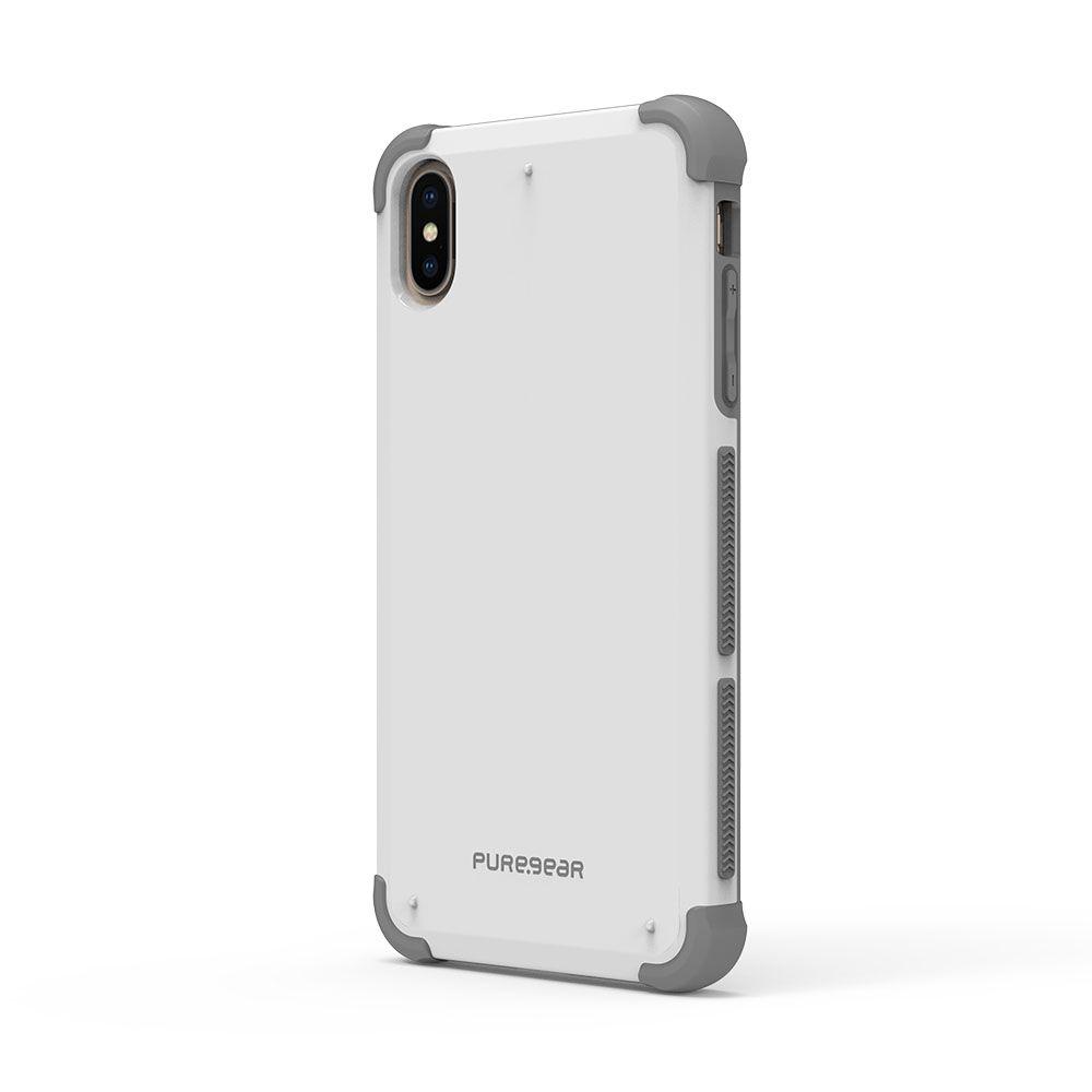 Apple iPhone Xs Max DualTek Case - Arctic White