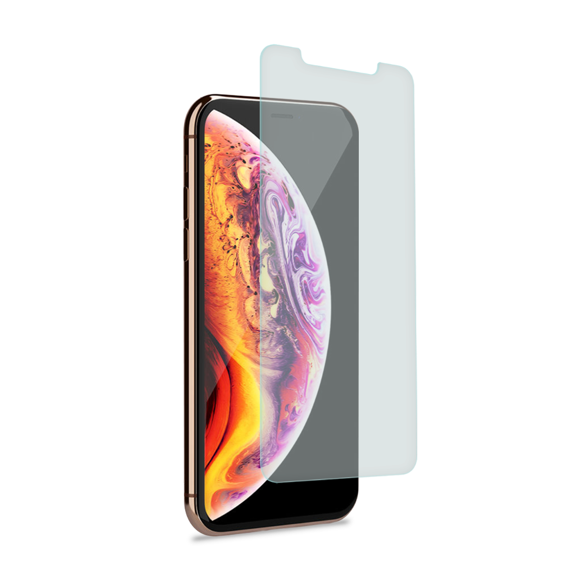 Apple iPhone Xs/X Matte Anti-Glare Glass Screen Protector with Perfect Alignment Tray™