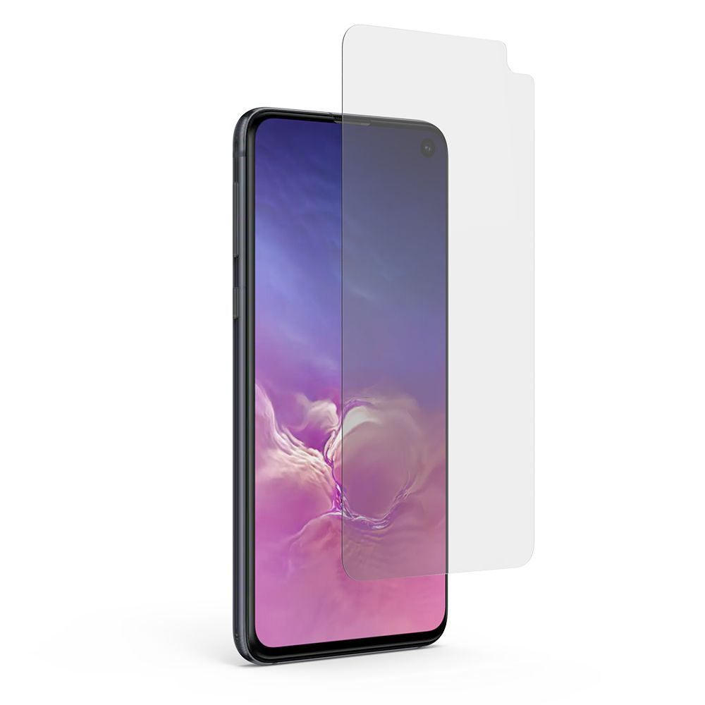 Samsung Galaxy S10e Steel 360 Tempered Glass Screen Protector with Alignment Tray and Pure Pledge up to $100