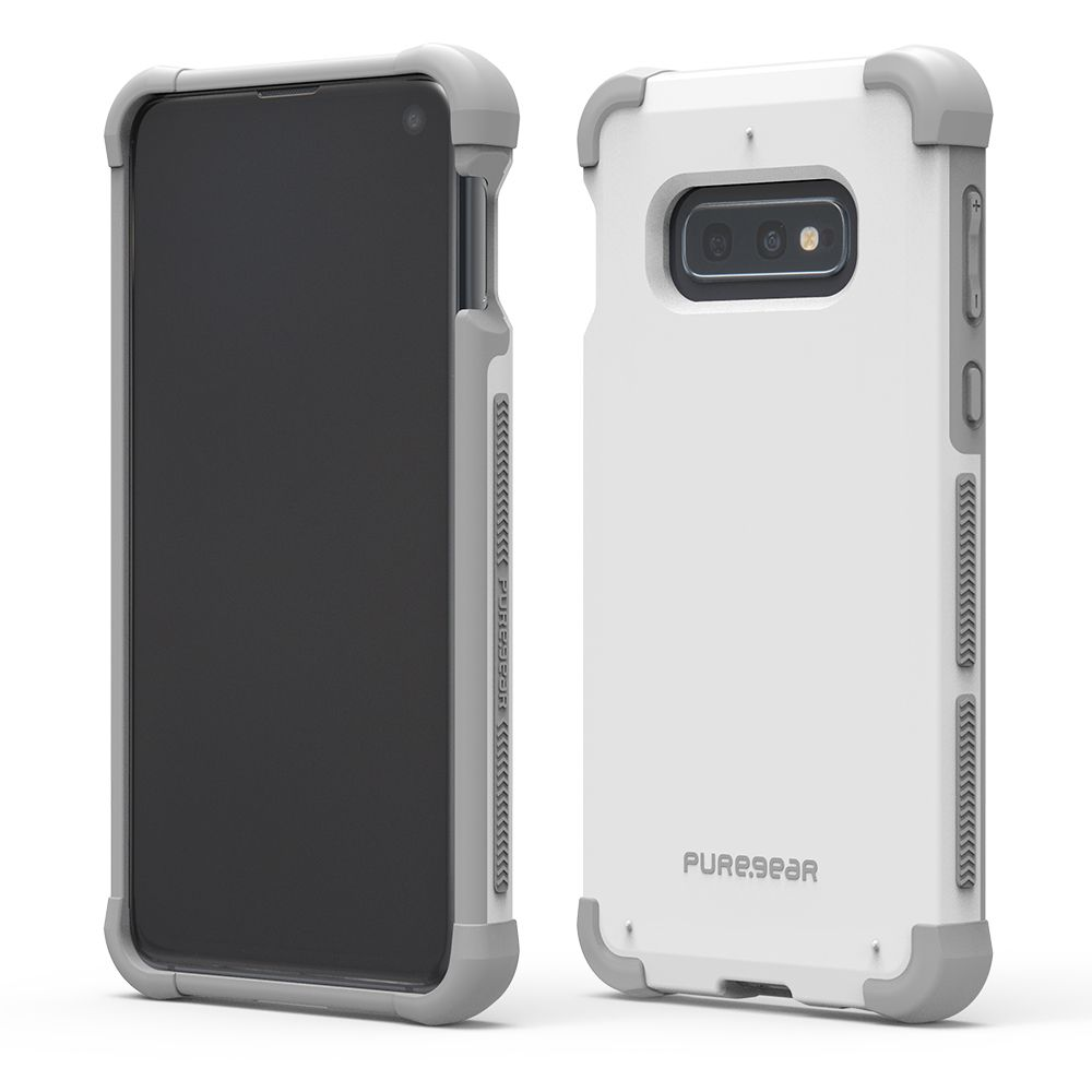 Samsung Galaxy S10e DualTek Case - Arctic White