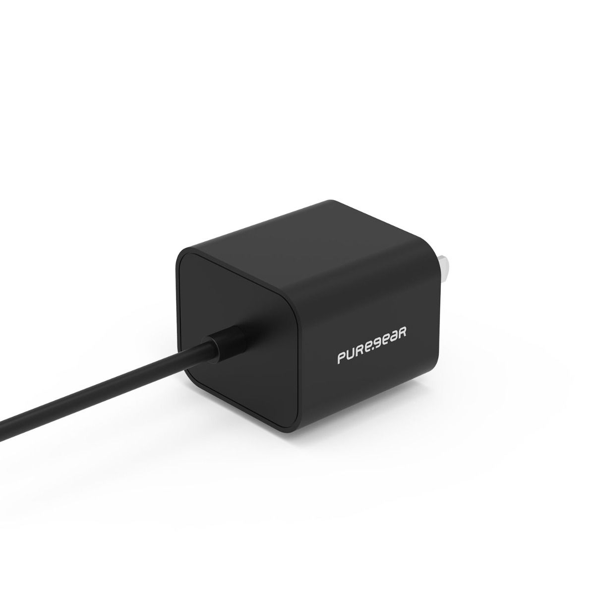 12W Corded Micro-USB Wall Charger (5 ft)
