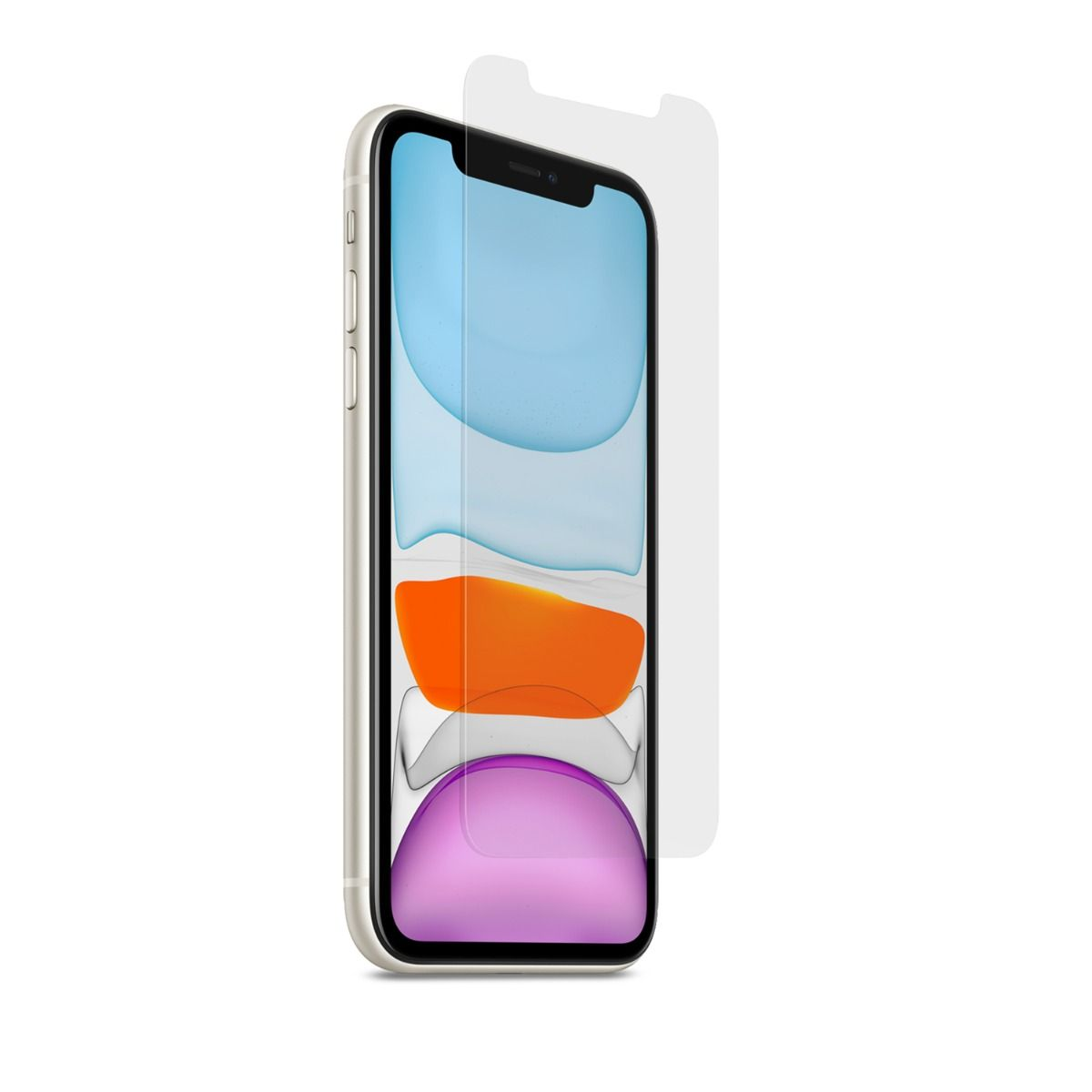 Apple iPhone 11 High-Definition Glass Screen Protector with Alignment Tray