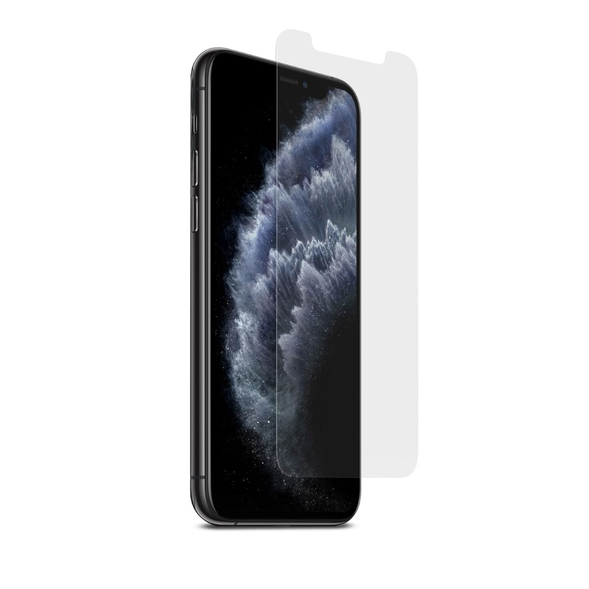 Apple iPhone 11 Pro Max High-Definition Glass Screen Protector (No Alignment Tray)