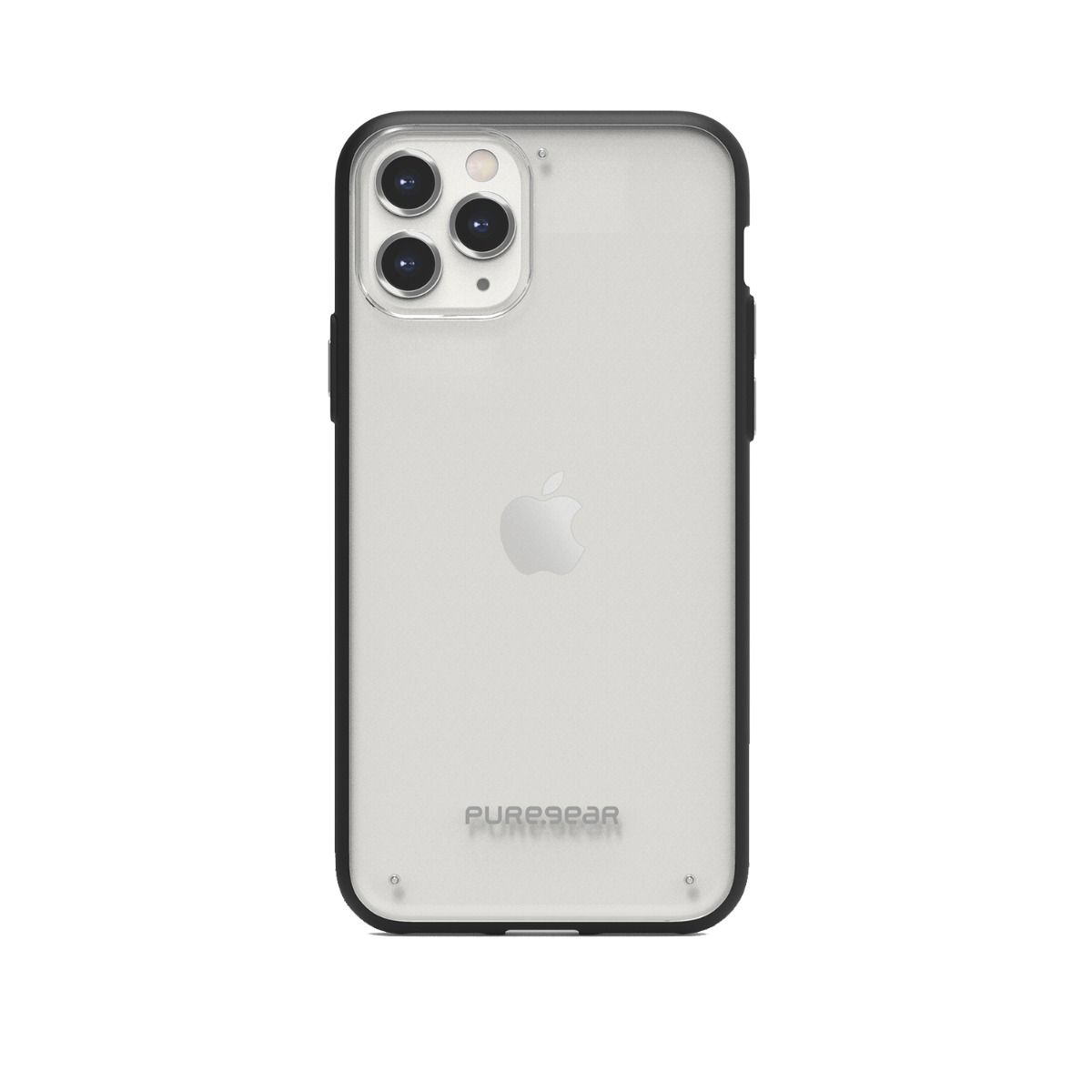 Apple iPhone 11 Pro Slim Shell Case - Clear/Black