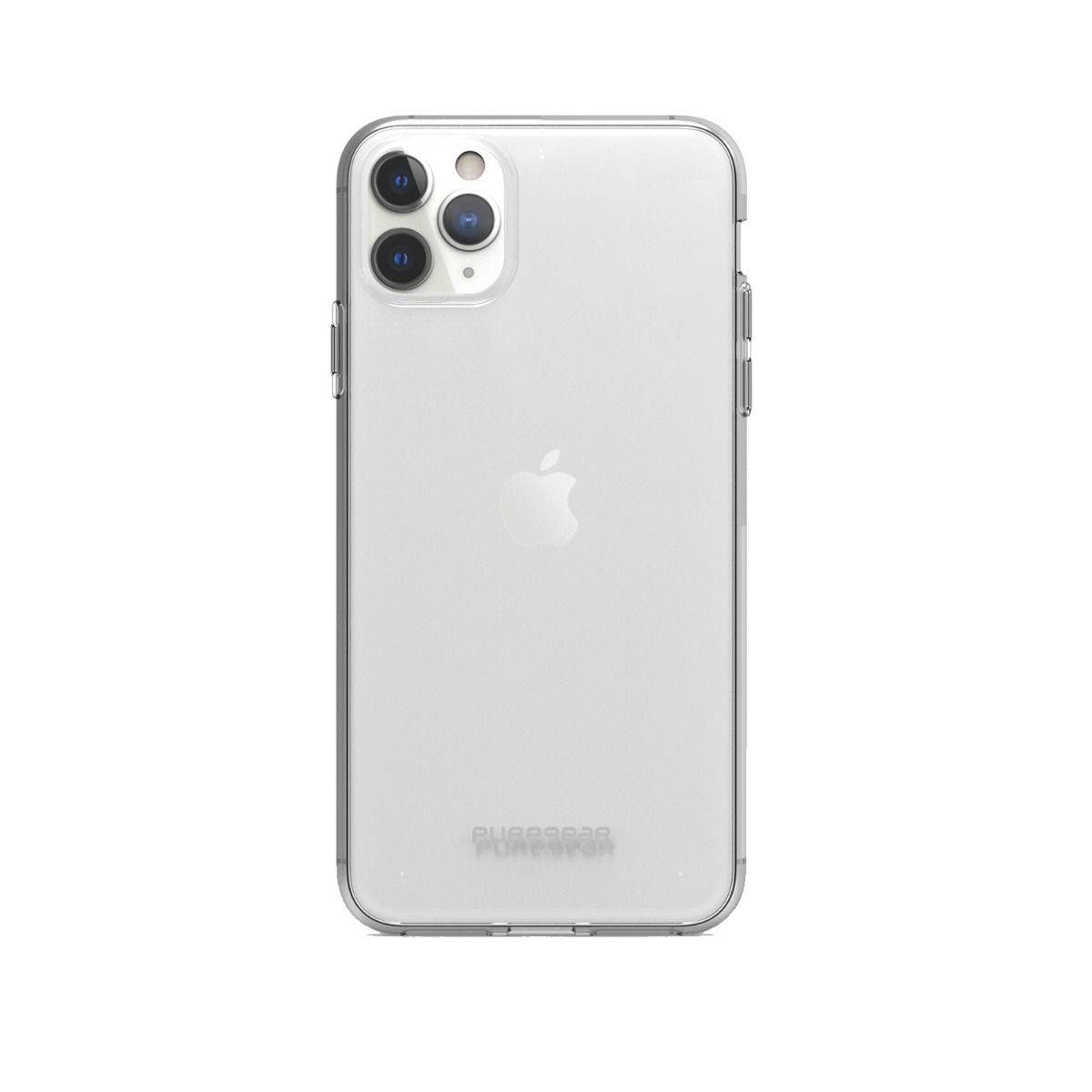 Apple iPhone 11 Pro Max Slim Shell Case - Clear/Clear