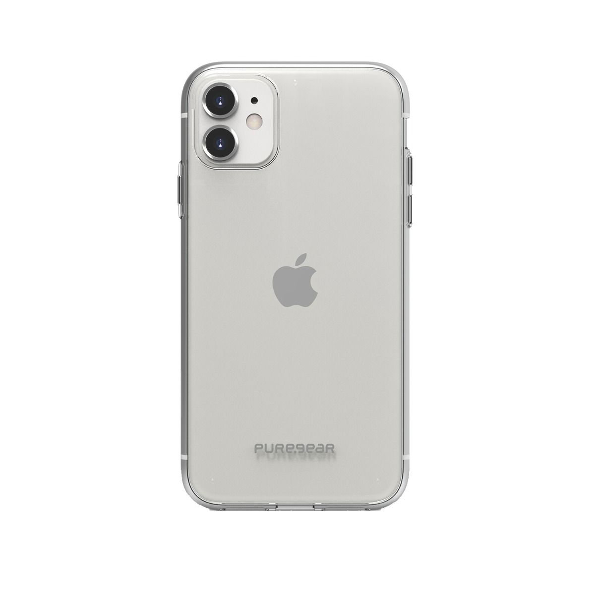 Apple iPhone 11 Slim Shell Case - Clear/Clear