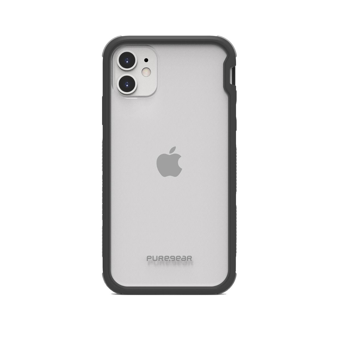 Apple iPhone 11 DualTek Clear - Clear/Black
