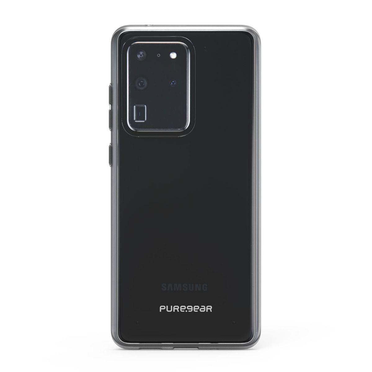 Samsung  Galaxy S20 Ultra Slim Shell Case - Clear/Clear