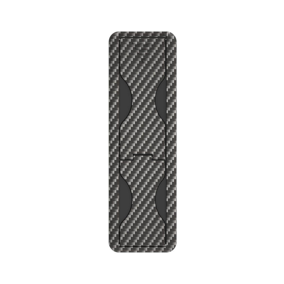 KikStik - Smartphone Kickstand - Carbon Fiber