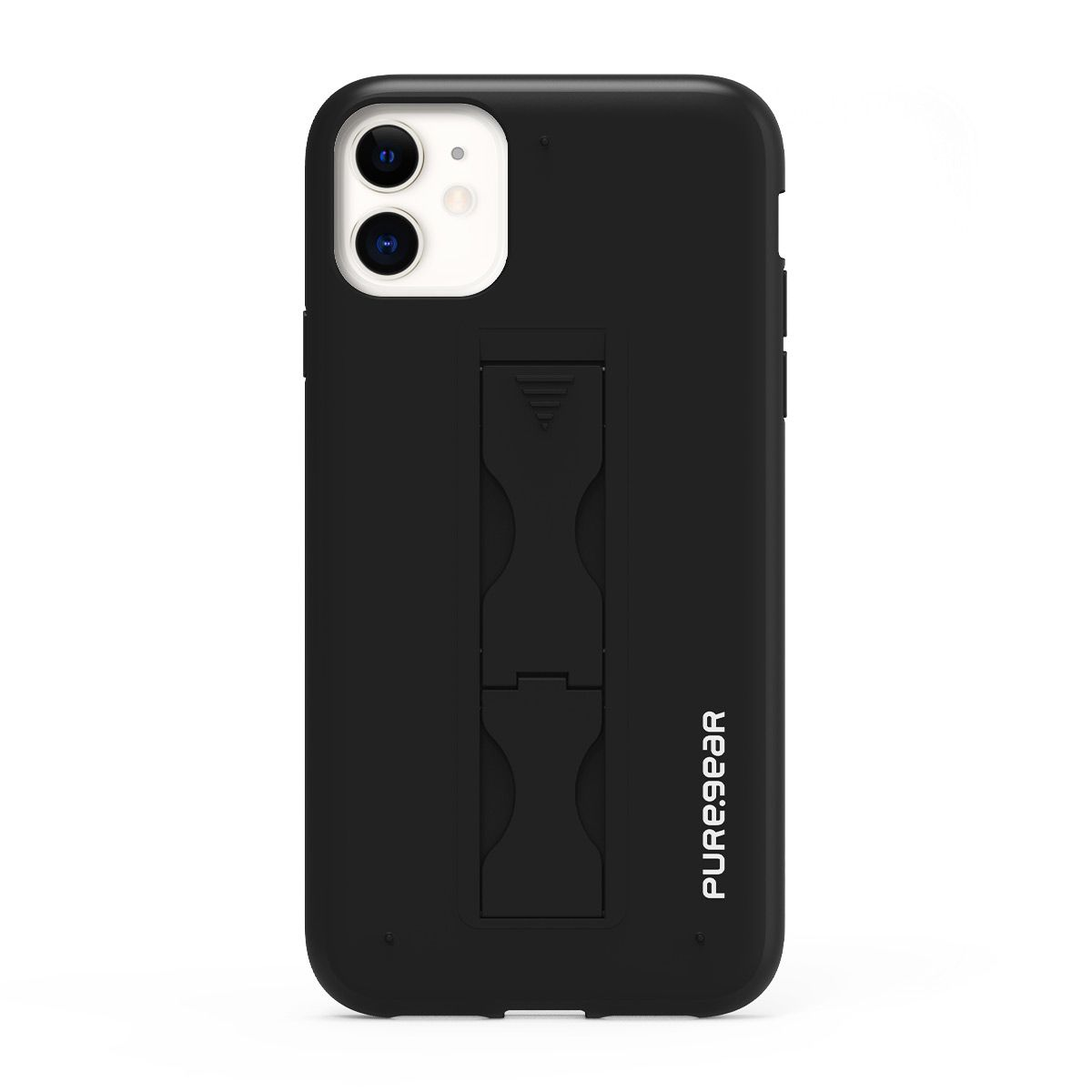 Apple iPhone 11 SlimStik, Antimicrobial Kickstand Case – Nightfall