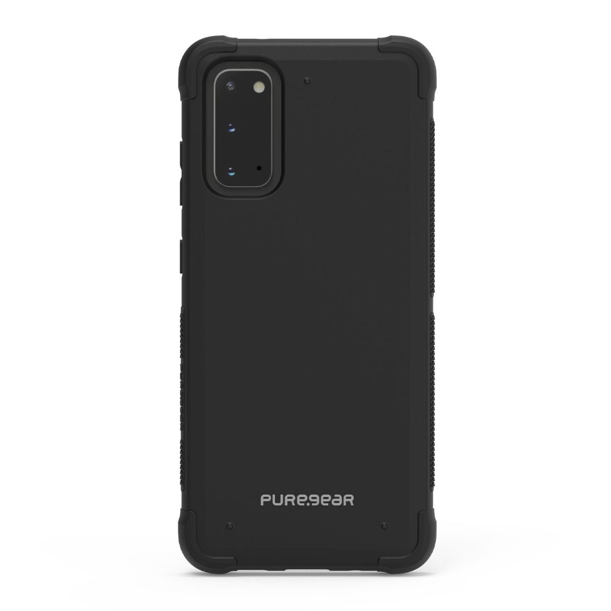 Samsung Galaxy S20 5G DualTek Case - Black/Black