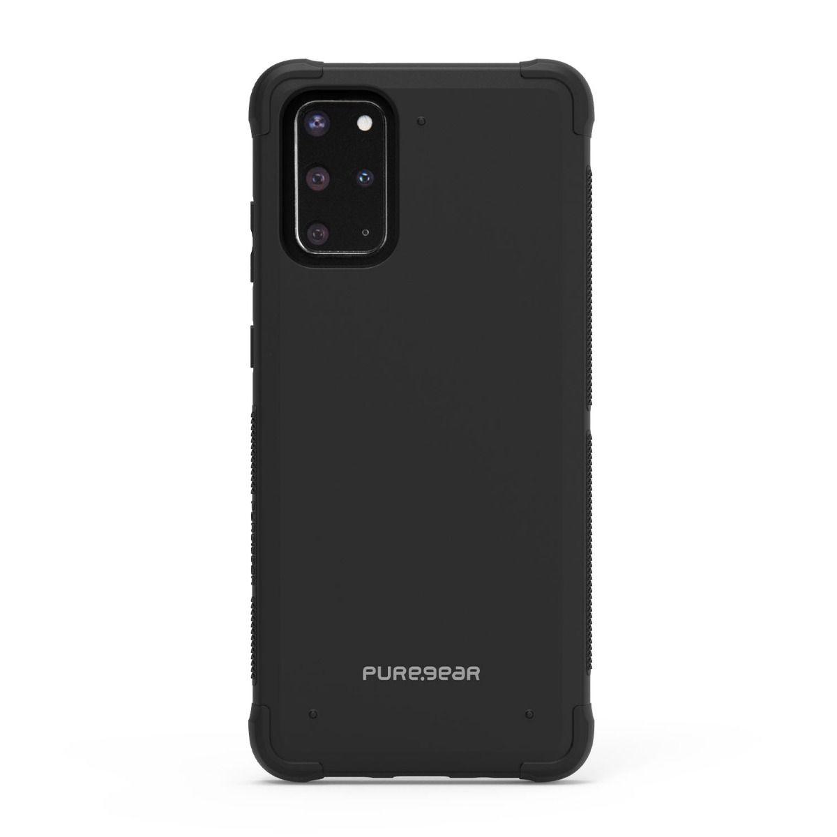 Samsung Galaxy S20 Plus 5G DualTek Case - Black/Black