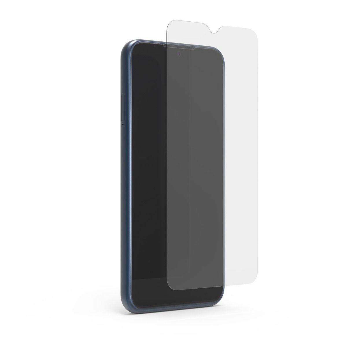 Motorola Moto e High-Definition Glass Screen Protector (No Alignment Tray)