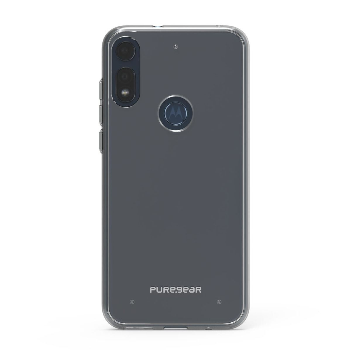 Motorola moto e Slim Shell Case - Clear/Clear