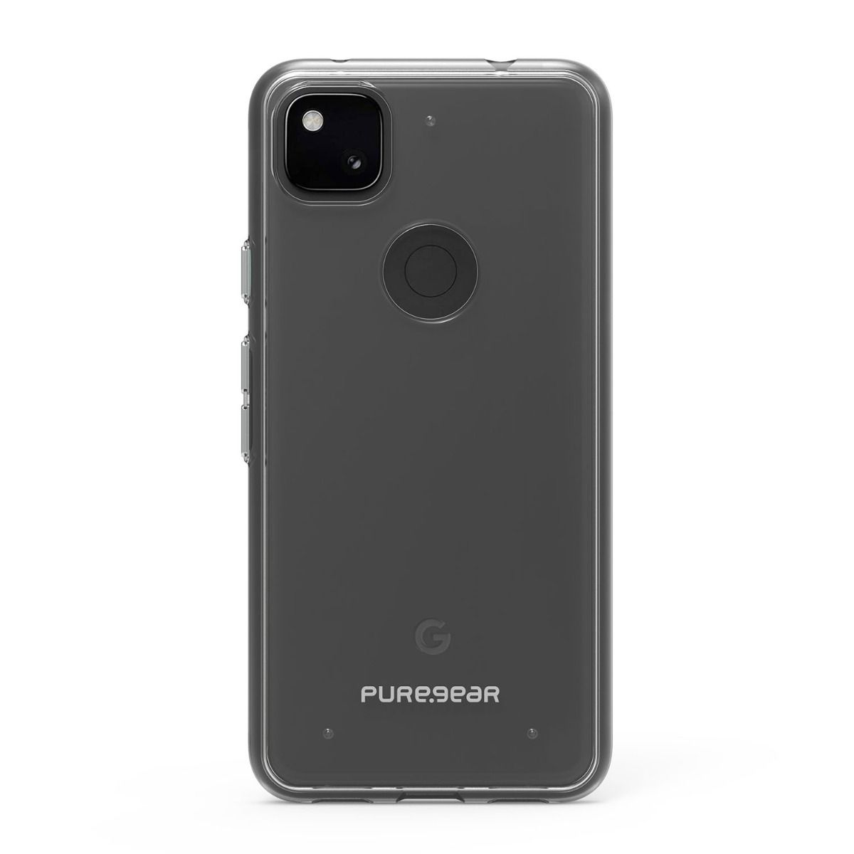 Google Pixel 4a Slim Shell Case - Clear/Clear
