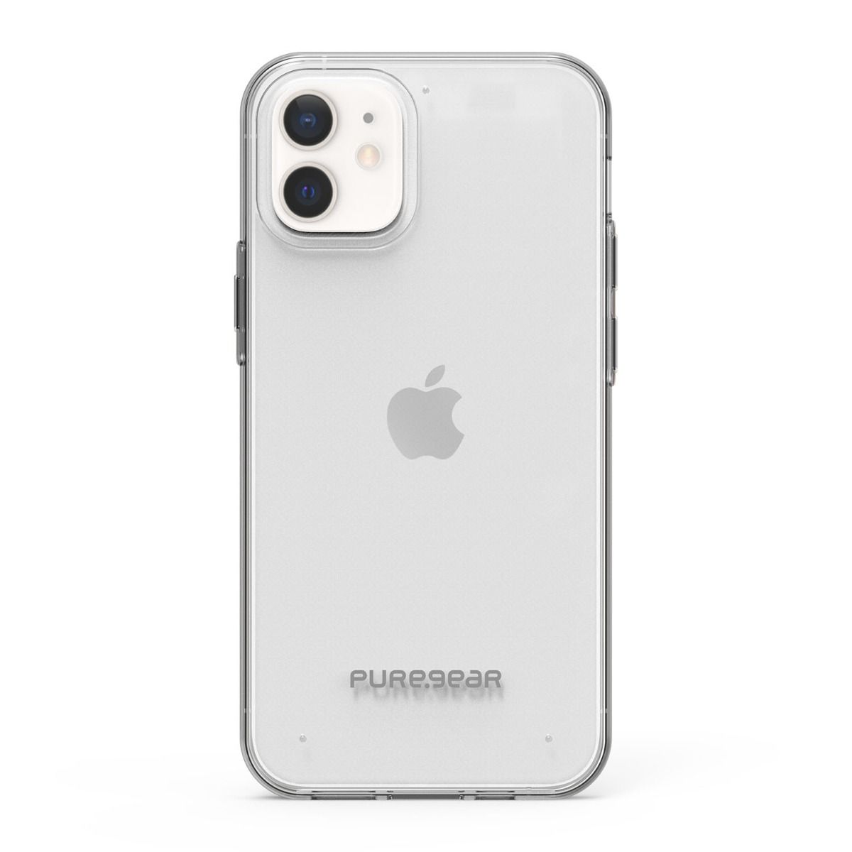 Apple iPhone 12 mini Slim Shell Case - Clear/Clear