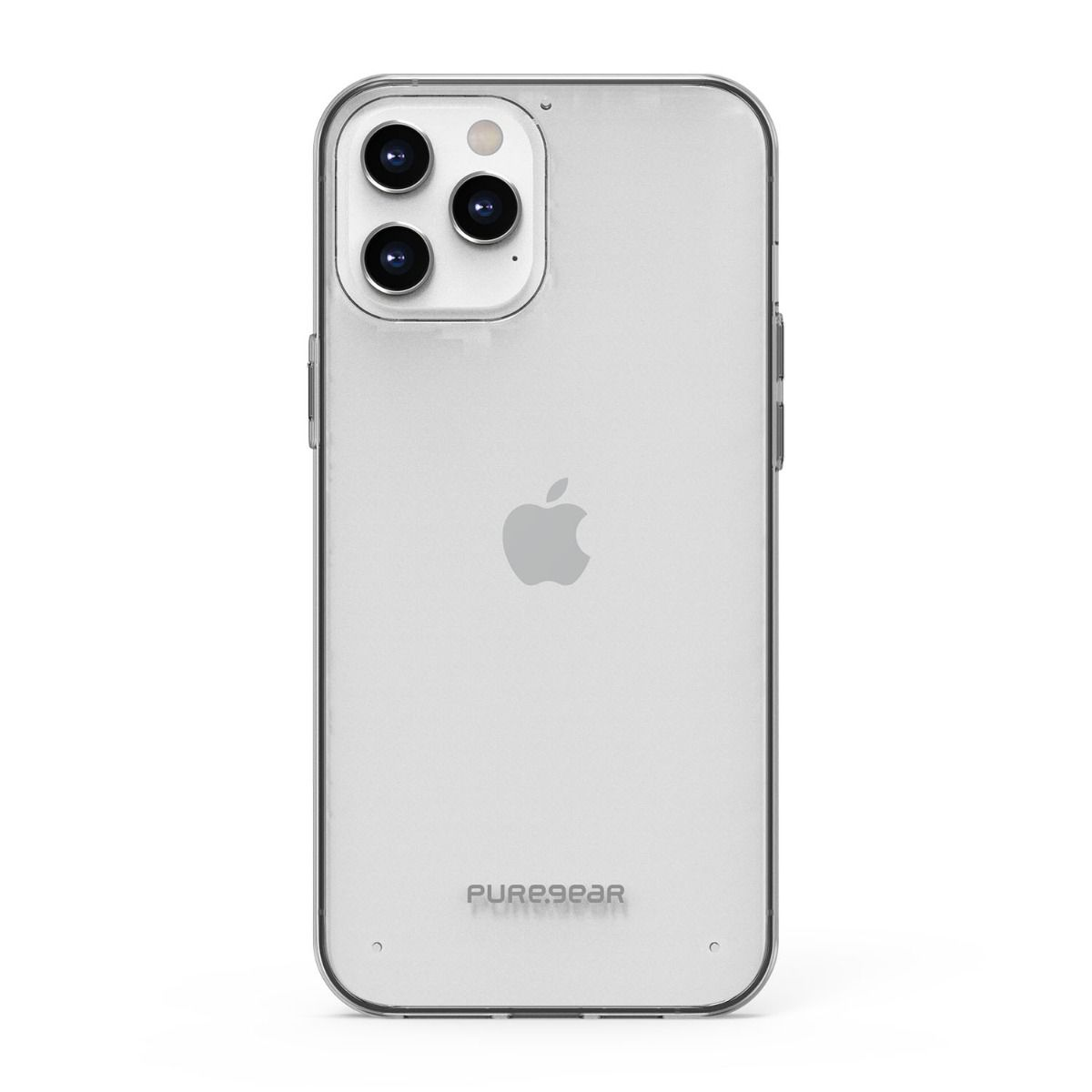 Apple iPhone 12 Pro Max Slim Shell Case - Clear/Clear
