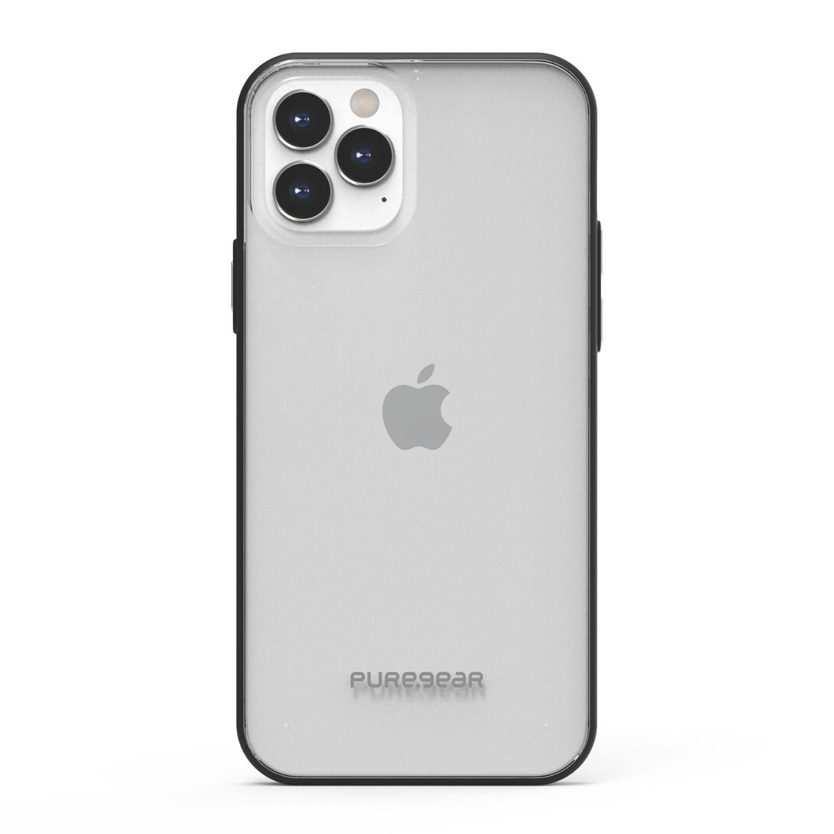 Apple iPhone 12/ 12 Pro Slim Shell Case - Clear/Black