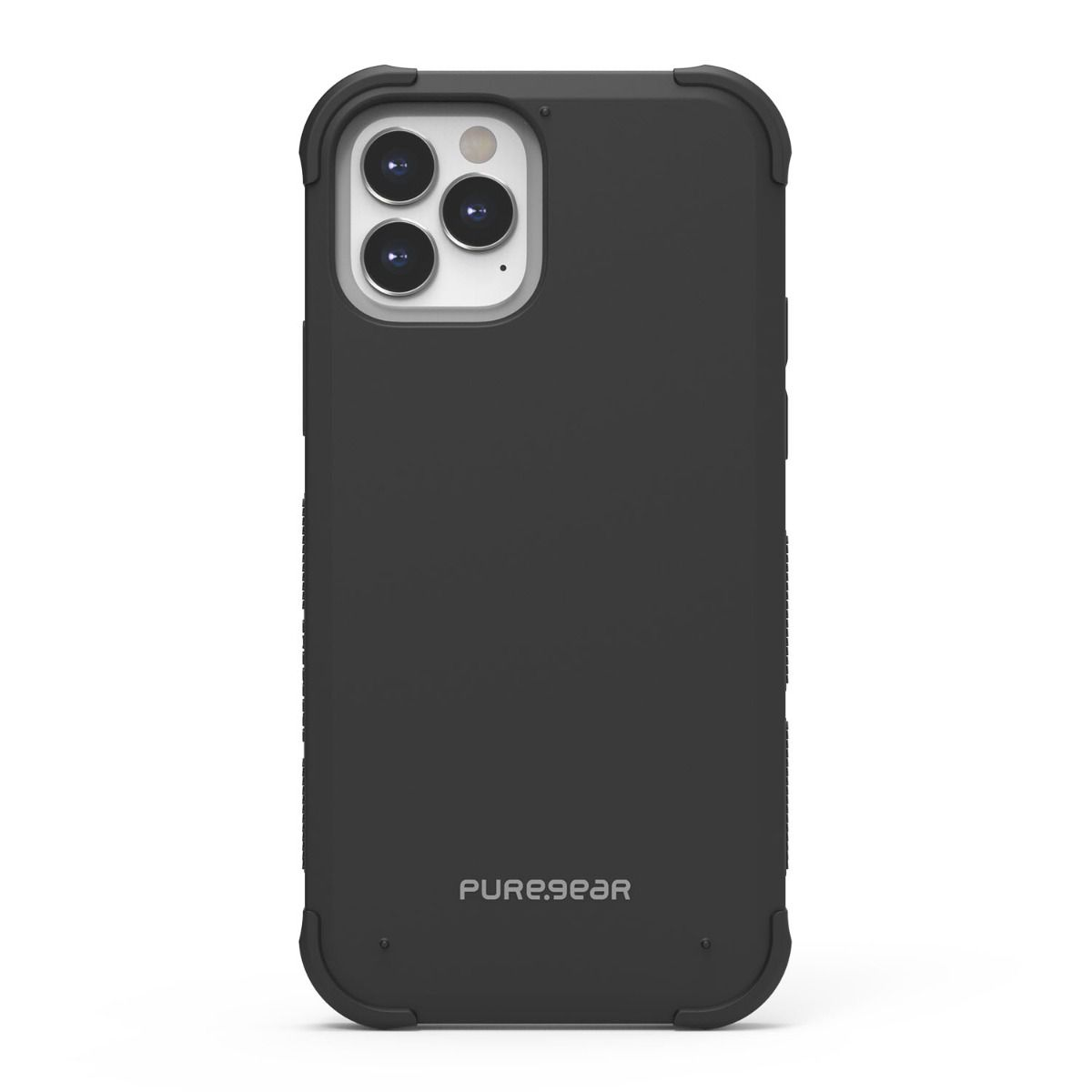 Apple iPhone 12/ 12 Pro Dualtek Case - Black/Black