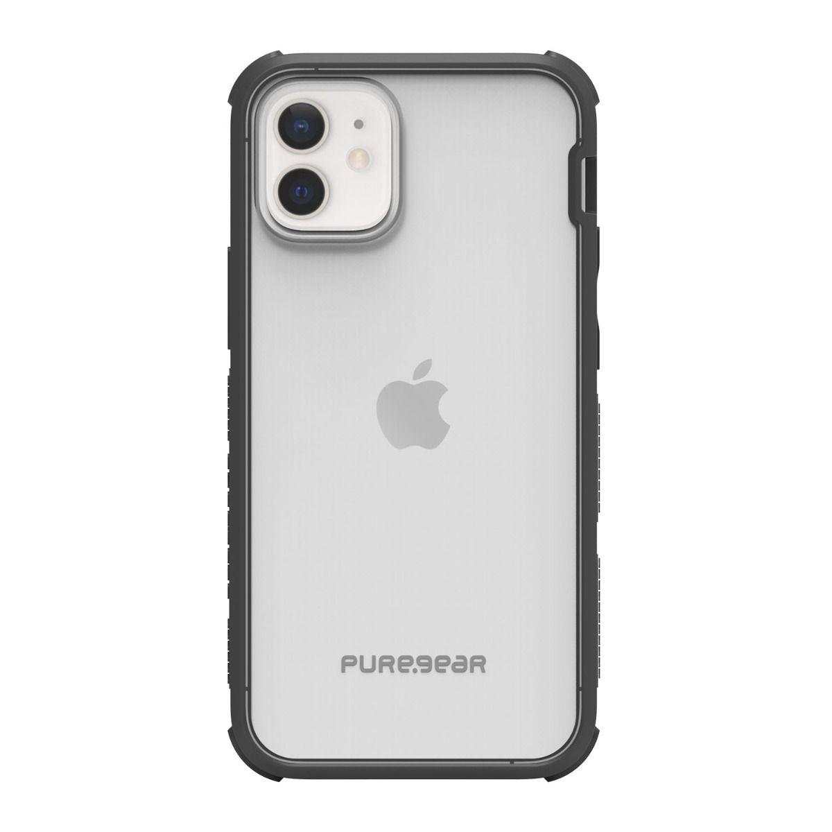 Apple iPhone 12 mini DualTek Clear - Clear/Black