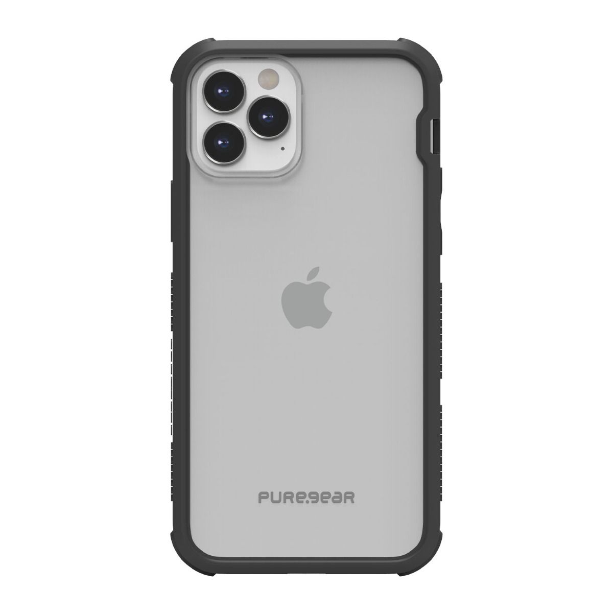 Apple iPhone 12/ 12 Pro DualTek Clear - Clear/Black