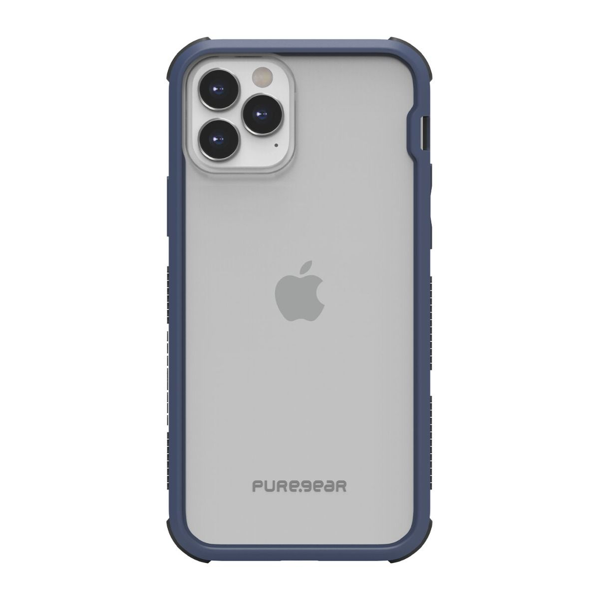 Apple iPhone 12/ 12 Pro DualTek Clear - Blue/Black