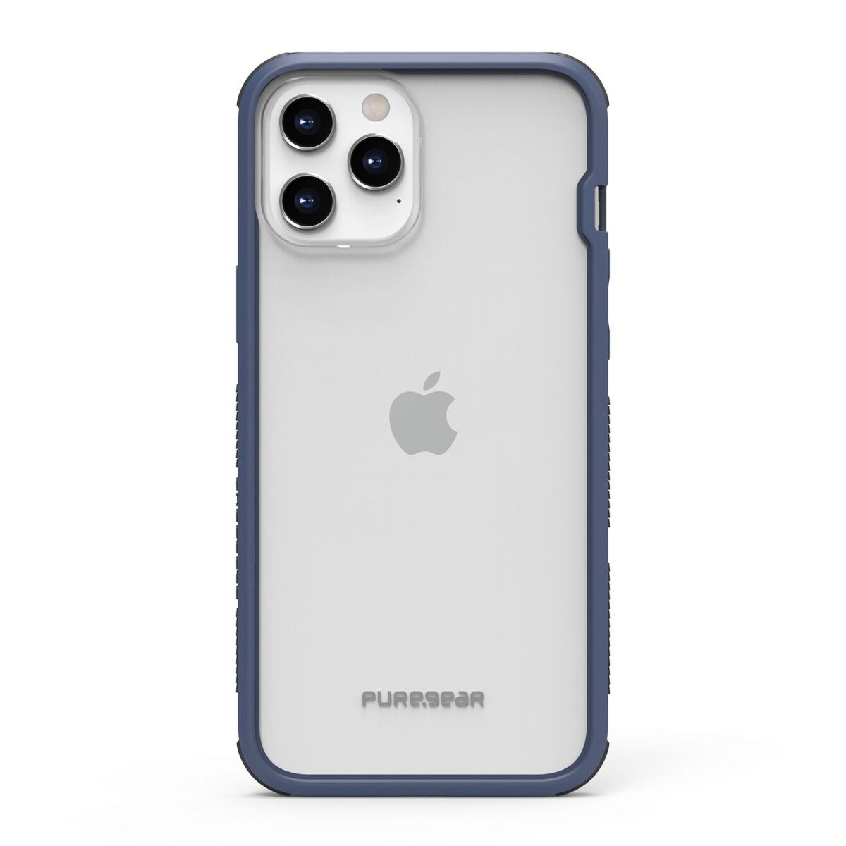 Apple iPhone 12 Pro Max DualTek Clear - Blue/Black