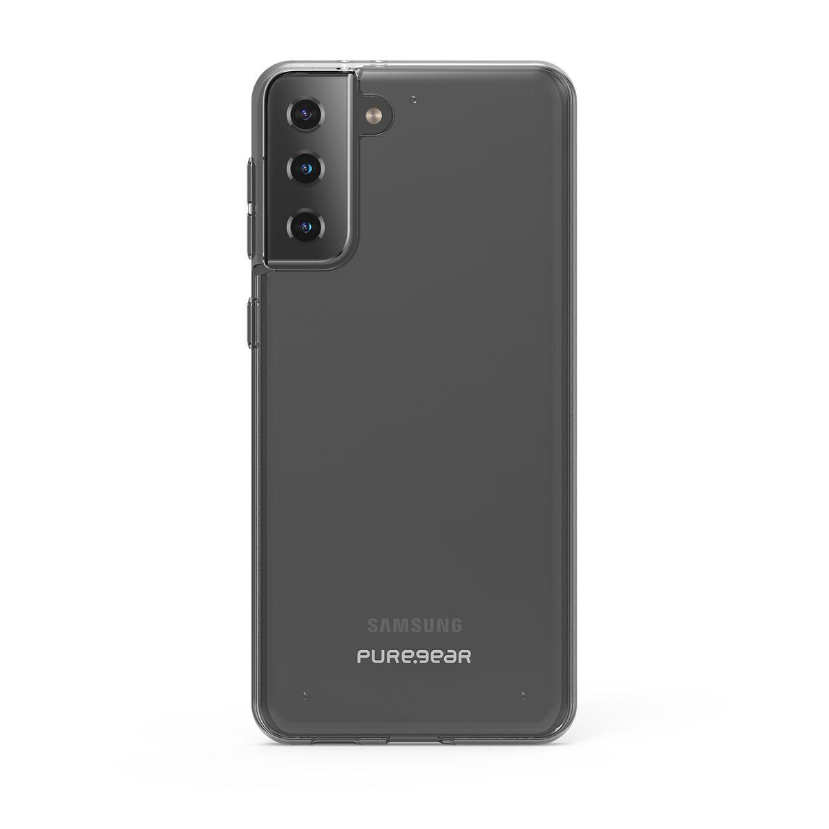 Samsung Galaxy S21+ 5G Slim Shell Case - Clear/Clear
