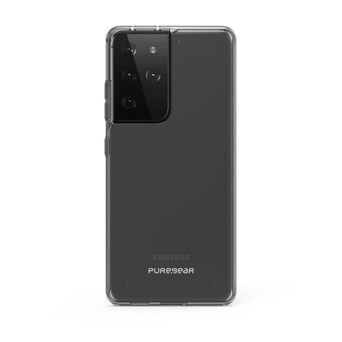 Samsung Galaxy S21 Ultra 5G Slim Shell Case - Clear/Clear