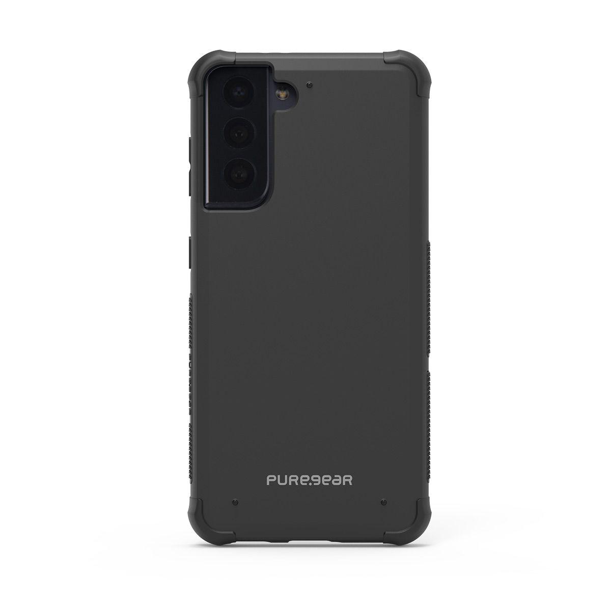 Samsung Galaxy S21 5G DualTek - Black/Black