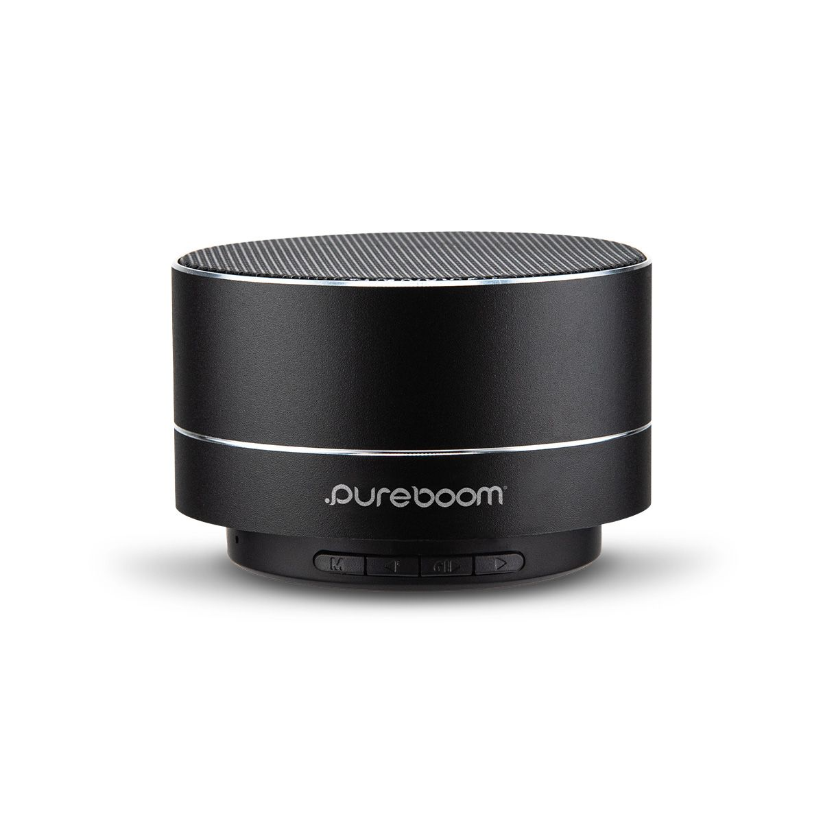 PureBoom Mini Wireless Speaker - Black