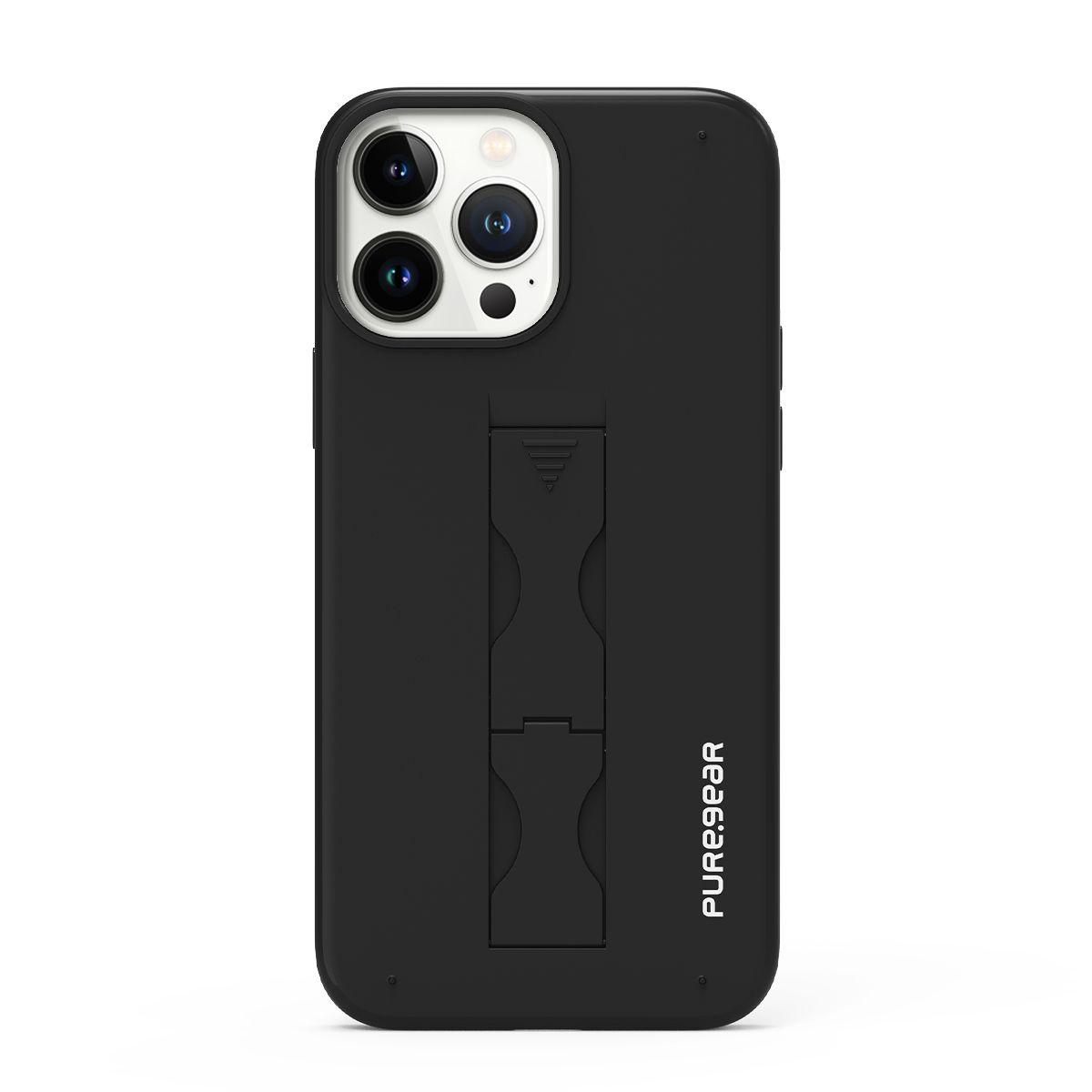 Apple iPhone 13 Pro Max SlimStik, Antimicrobial Kickstand Case – Nightfall