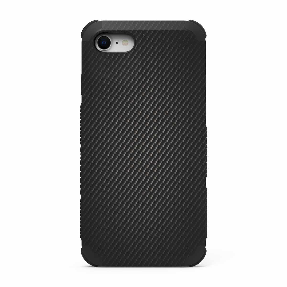 Apple iPhone SE (2020) / 8 / 7 DualTek - Carbon Fiber