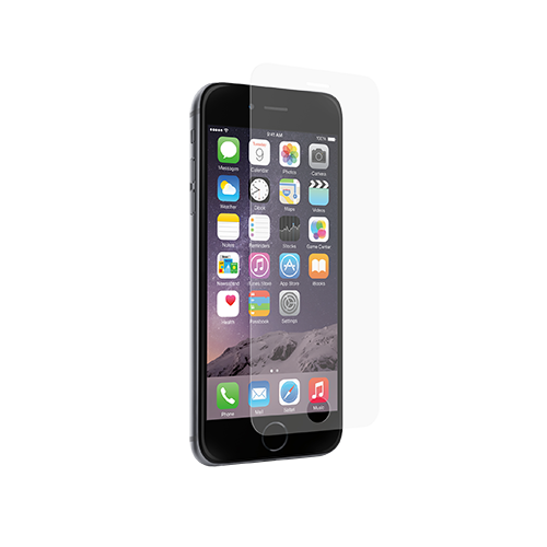 Apple iPhone SE (2020)/8/7/6s/6 Steel 360 Antimicrobial Tempered Glass Screen Protector with Perfect Alignment Tray™ and Pure Pledge up to $100
