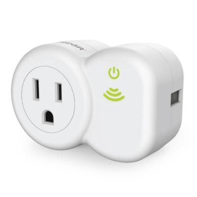 Easily Monitor Household Energy Use with the PureSwitch™ Wireless Smart Plug