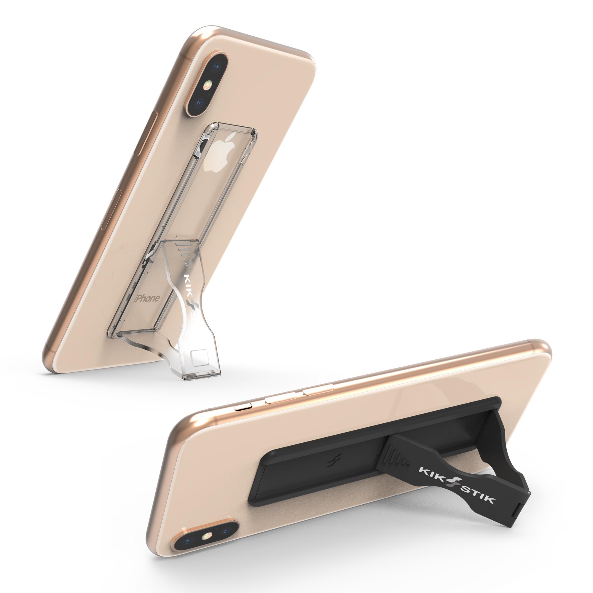 Grip it. Prop it. Kik Your Phone with KikStik by PureGear