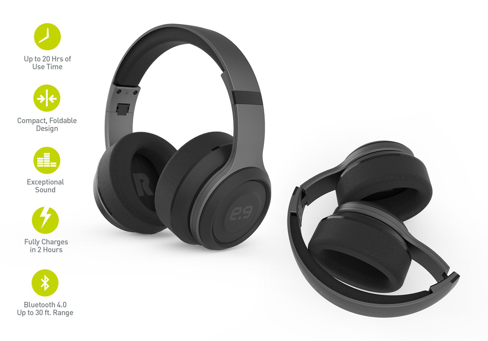 62403PG PureBoom Headphone