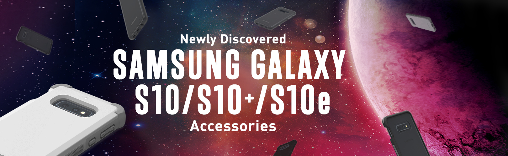 Samsung Galaxy S10 series Accessories