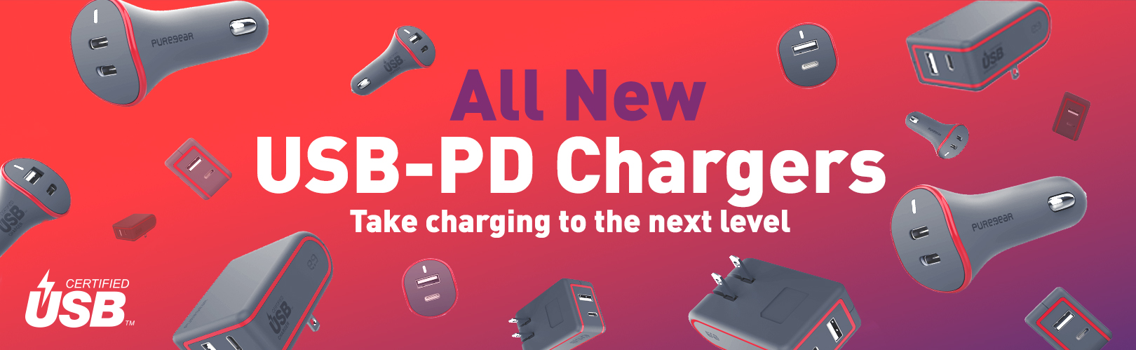 PD Chargers